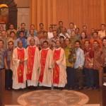 Susunan Pengurus DPP Paroki Santo Yoseph Palembang  Periode 2015-2017