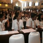 150 Warga Paroki Santo Yoseph  Mendapat Tanda  Karunia Roh Kudus