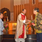 Pelantikan DPP Santo Yoseph Palembang Periode 2015 s/d 2017