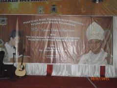 Diakon Yunus Sirilus Andrianto Menjadi Imam Diosesan Ke 38 Untuk Keuskupan Agung Palembang