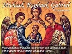 3 malaikat-MICHAEL DKK