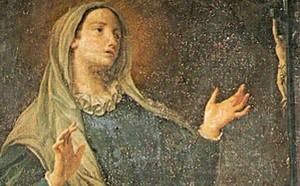 Santa Katarina Fieschi dari Genoa, Janda