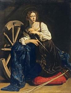 Santa Katarina dari Aleksandria, Perawan dan Martir