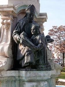 Santo Gerardus dari Hungaria, Uskup dan Martir