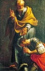 Santo Kornelius, Paus dan Martir