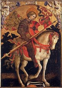 Santo Krisogonus, Martir