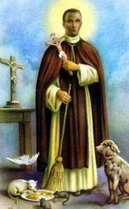 Santo Martinus de Porrez, Pengaku Iman