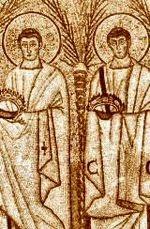 Santo Protus dan Hyasintus, Martir