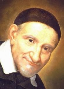 Santo Vinsensius a Paulo, Pengaku Iman