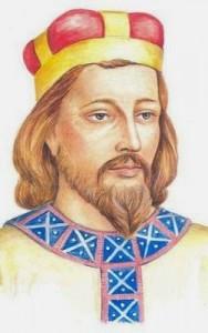 Santo Wenseslaus, Raja Bohemia, Martir
