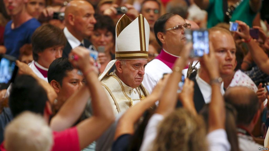 Paus Minta Para Pastor Ampuni Perempuan yang Lakukan Aborsi
