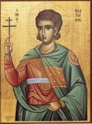 Santo Miltiades, Paus dan Pengaku Iman
