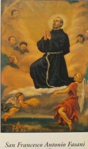 santo frasnsiskus antonius