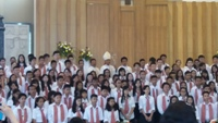 133 Orang Penerima Sakramen Krisma Siap Menjadi Saksi Kristus