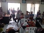 Orang Muda Katolik (OMK) Santo Yoseph Palembang Mengadakan Berbagi Kasih Donor Darah