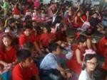 300 Anak Merayakan Pesta Natal Di Gereja Santo Yoseph Palembang