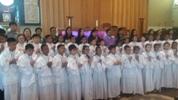 34 Anggota Baru Misdinar Santo Yoseph Palembang Dilantik