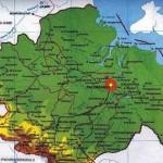 Batas-Batas Wilayah Lingkungan Di Paroki Santo Yoseph Palembang