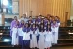 Pelantikan Pengurus Forum Putera-Puteri Altar Dekanat I Keuskupan Palembang Periode 2016-2018