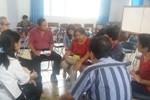 Rekoleksi  Umat Di Wilayah Menyambut HUT Emas Paroki Santo Yoseph Palembang