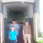 Umat Paroki Santo Yoseph Palembang Ziarah ke Pintu Suci