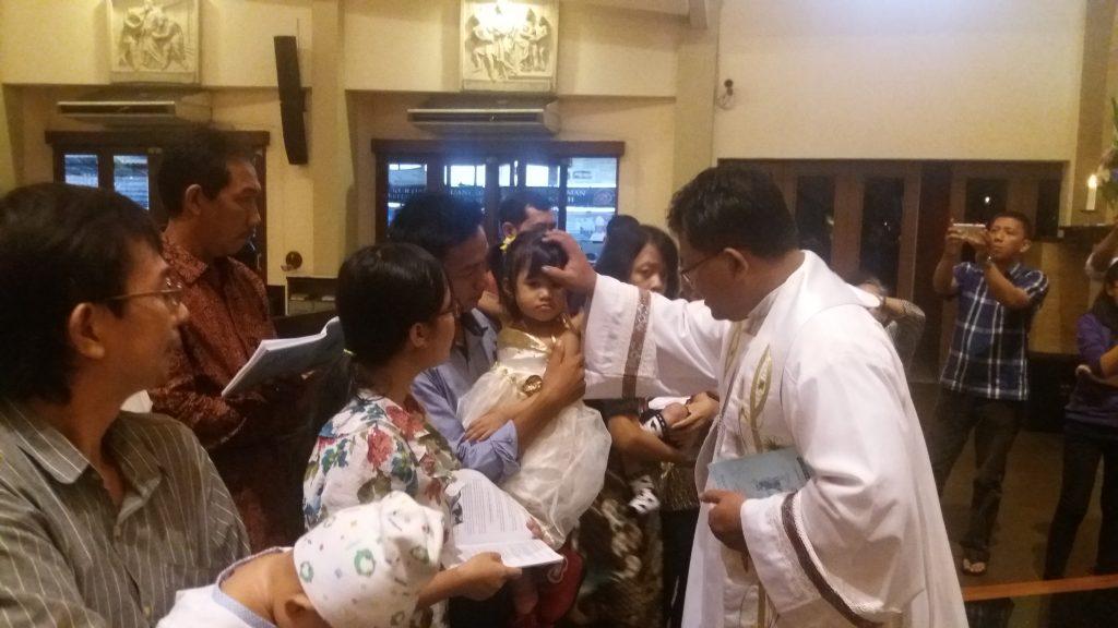 12 Anak Dikuduskan dan Menjadi Anak-Anak Allah