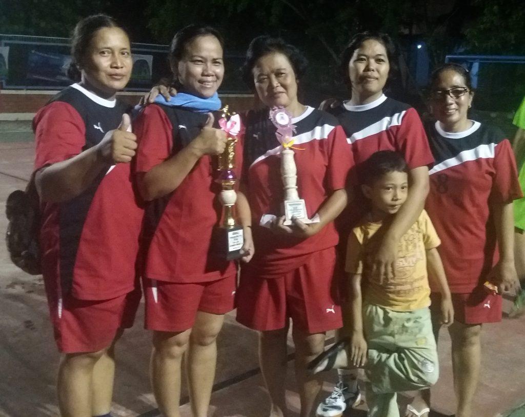 Tim Volley Puteri Paroki Santo Yoseph Menjadi Juara Uskup Cup 2016