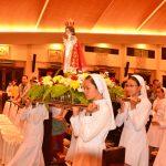 Perarakan Patung Kanak-Kanak Yesus Di Gereja Santo Yoseph Palembang