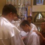 Gereja Santo Yoseph Menerima 29 Baptisan Baru
