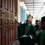 Gedung Santo Louis Menjadi Tempat Membangun Umat Beriman Sehati dan Sejiwa