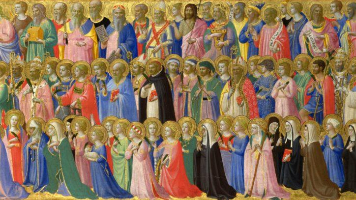 Hari Raya Orang Kudus & Hari Arwah