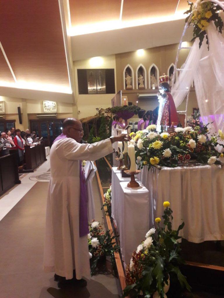 Hari Terakhir Triduum Kanak-Kanak Yesus 2017