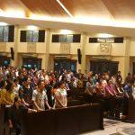 Perayaan Hari Raya Tri Tunggal Mahakudus