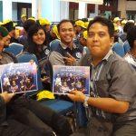 Sosialisasi Asian Games Bersama Oikumene Kristen Katolik Sumatera Selatan