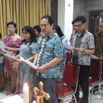 Pelantikan Pengurus Lingkungan Santo Paulus