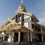 Peresmian Gereja Katolik Santo Pius X Nusa Tunggal Belitang