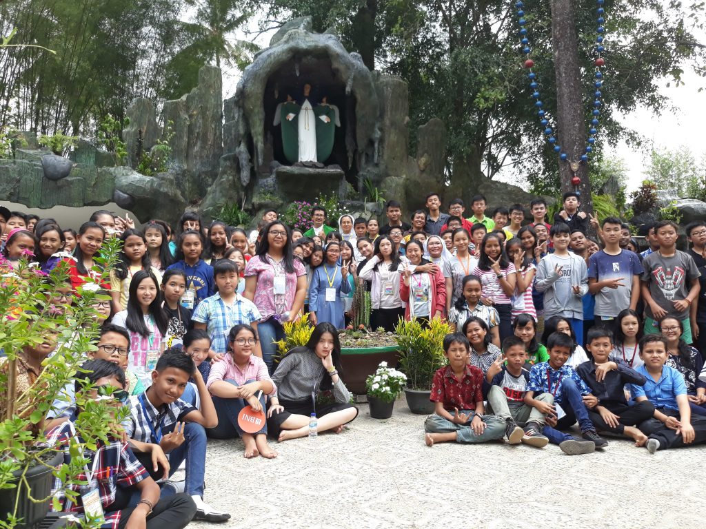 Bible Camp Remaka Santo Yoseph