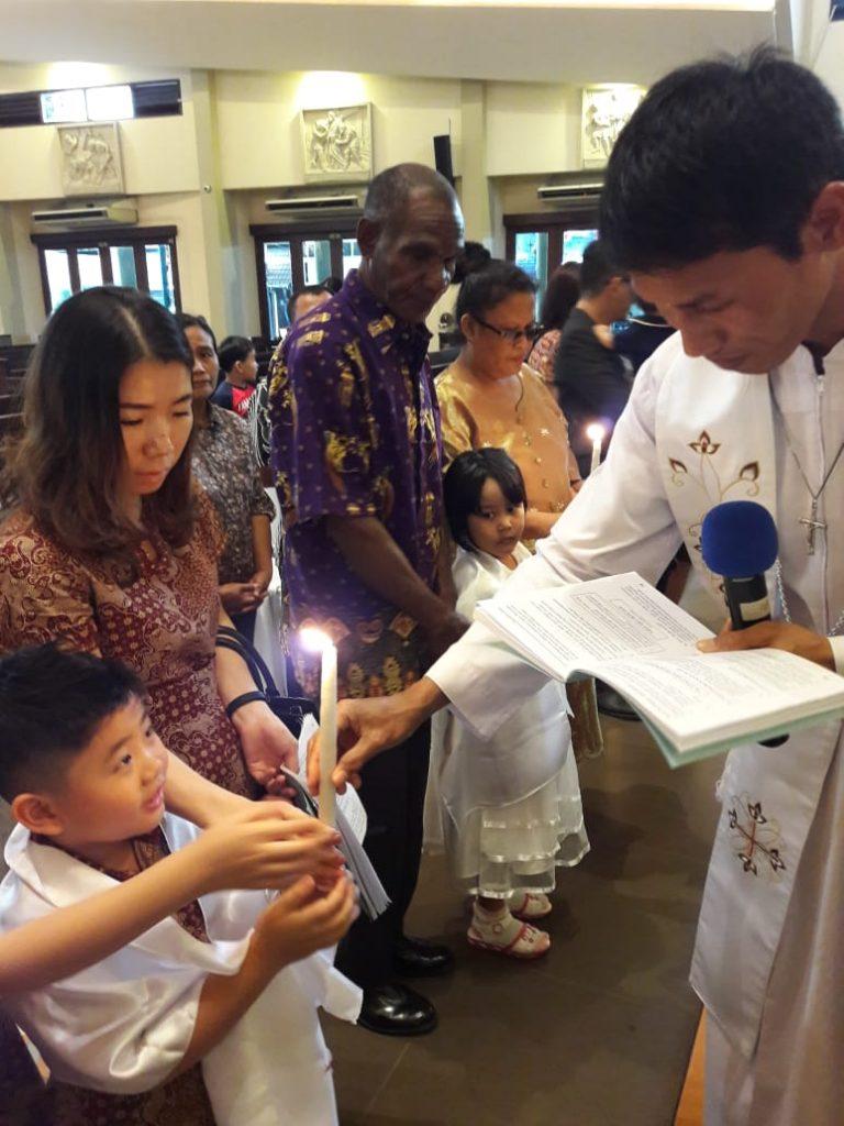 Baptisan Bayi dan Dewasa