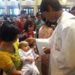 17 Anak Menjadi Katolik