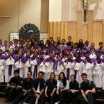 Pelantikan Anggota Baru Putra-Putri Altar
