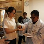 Penerimaan Tahap Ke 2 Bagi 8 Calon Baptis