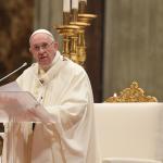 Pesan Prapaskah Paus Fransiskus : 'Jangan Serakah'