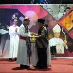 25 Tahun Mgr. Aloysius Sudarso,SCJ Mengemban Tugas Panggilannya