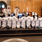 Pelantikan Pengurus Putra-Putri Altar Periode 2019-2020