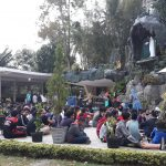 Ratusan Remaka Santo Yoseph Mengikuti Bibble Camp