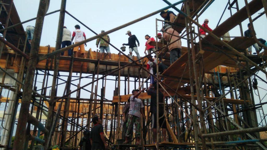 Penggalangan Dana Renovasi Gereja Sang Penebus Batuputih