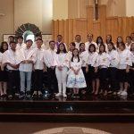 27 Orang Menjadi Anggota Gereja Katolik