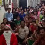 Lingkungan FX dan FA Rayakan Natal Bersama