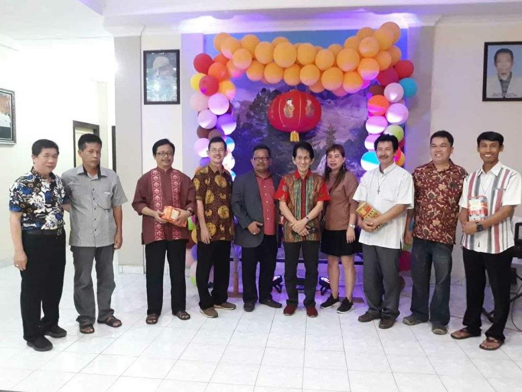 Ramah Tamah dan Perayaan Imamat 5 Imam KAPal
