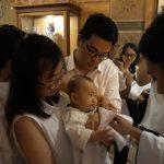 5 Anak Mendapat Curahan Roh Kudus